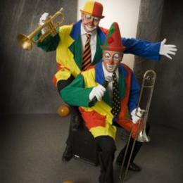Dixie Duo Swing 'n Roll als Clowns boeken of inhuren | JB Productions