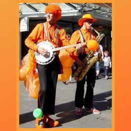Muzikaal Oranje Duo