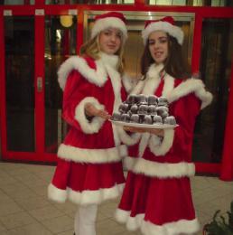 Zoen van de Kerstvrouwtjes