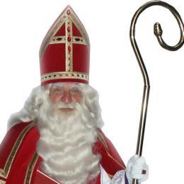 TV Sinterklaas kostuum huren | Sint en Kerst