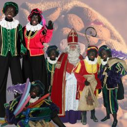 Sinterklaas Intocht Team huren of inhuren | JB Productions