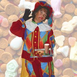 Maxi Zwarte Pieten Traktatie Terras