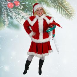 Ballonnen Kerstman of Kerstvrouw inhuren of boeken | Sint en Kerst