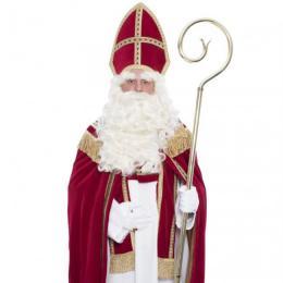 Standaard Sinterklaas Kostuum huren | Sint en Kerst