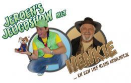Jeroen's Jeugdshow met Henkie en het lieve kleine konijntje. - JB Productions
