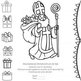 Sinterklaas Kleurplaten Boeken Bij Jeugdshows Nl De