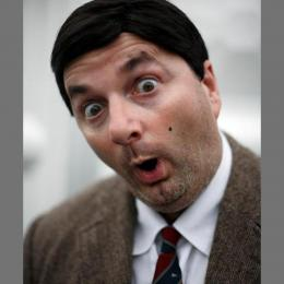 Mr. Bean Look a Like