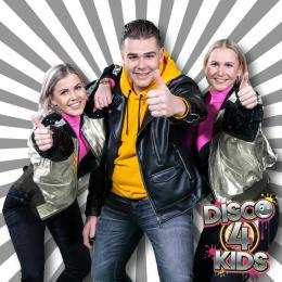 Disco 4 Kids - Kindershow boeken of inhuren | Artiestenbureau JB Productions