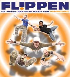 Flippen meest geflipte band van Nederland | Artiestenbureau JB Productions