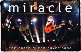 Miracle The Dutch Queen Coverband | JB Productions