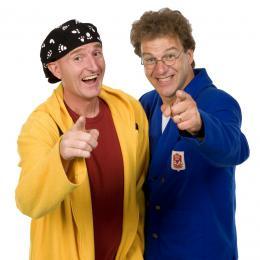 Ernst en Bobbie - Doe mee als je durft show | JB Productions