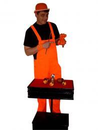 Oranje Goochelaar