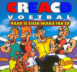 Oranje Fan CD - CREACD - JB Productions