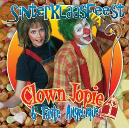 CD - Sinterklaasfeest Clown Jopie & Tante Angelique