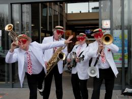 Swinging Hartenband inhuren of boeken | JB Productions