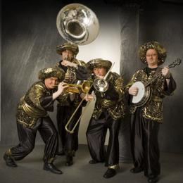 Swinging Dixieband als Sultans boeken of inhuren | JB Productions