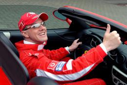Michael Schumacher Look a Like | JB Productions