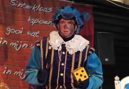 Piet Paco's Pepernoten Magie boeken of  huren | JB Productions