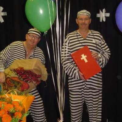 Fotoalbum van De Zware Jongens en het gestolen boek van Sinterklaas - Sinterklaasshow | Sinterklaasshow.nl