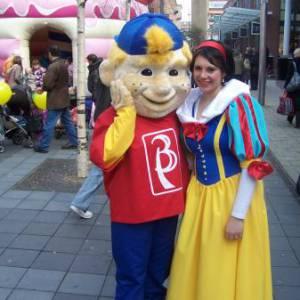 Foto van Sneeuwwitje Kostuum   Partyspecialist.nl