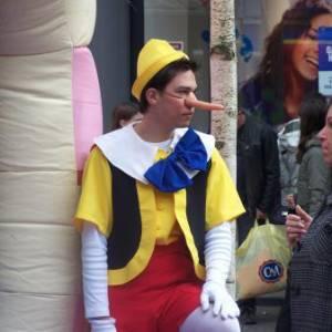 Foto van Pinokkio Kostuum | Partyspecialist.nl