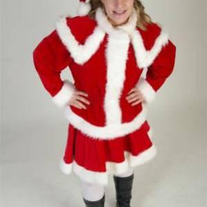 Kerstvrouw kostuum Partyspecialist