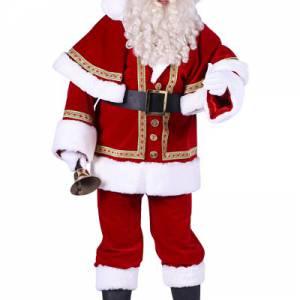 Luxe Kerstman kostuum Partyspecialist