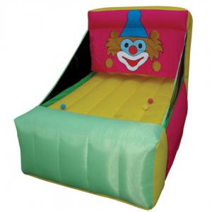Foto van Clown Bal Gooien | Partyspecialist.nl
