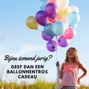 Heliumballonnen bestellen