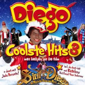 Diego de Coolste Piet van Nederland inhuren