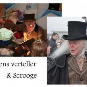 Dickensverteller of Scrooge huren?