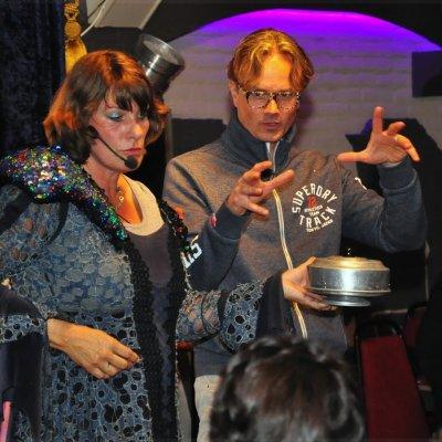 Fotoalbum van Sprookjes Goochelaar Carlijn | kindershows.nl