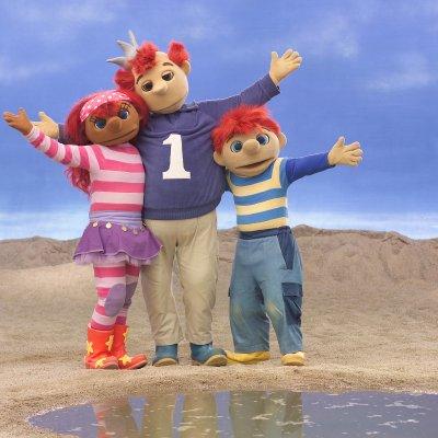 Het Zandkasteel Kindershow