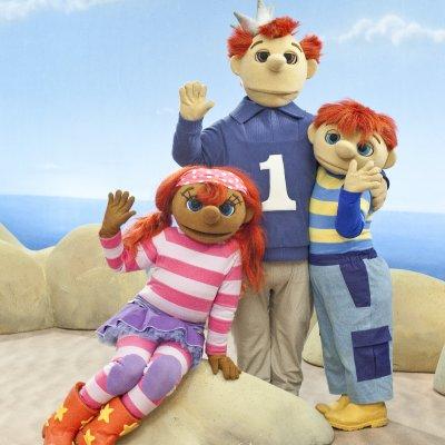Toto, Sassa en koning Koos van Het Zandkasteel