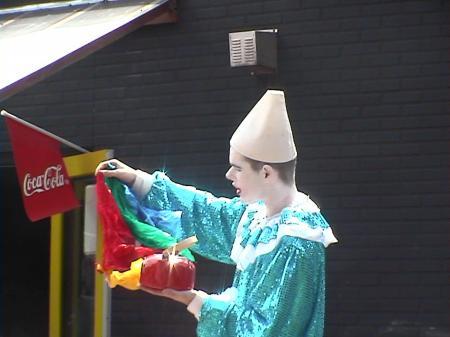 Fotoalbum van Clown voor kinderfeestje | SintenKerst.nl