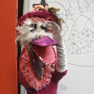 Fotoalbum van Mobiele Poppenkast | Kindershows.nl