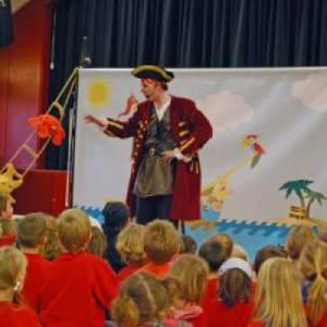 Sjaak de Piraat Partyspecialist