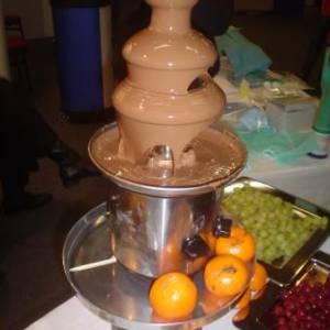 Foto van Chocolade Fontein | Partyspecialist.nl