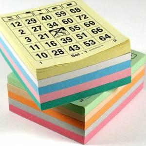 Foto van Bingo Kaarten | Partyspecialist.nl