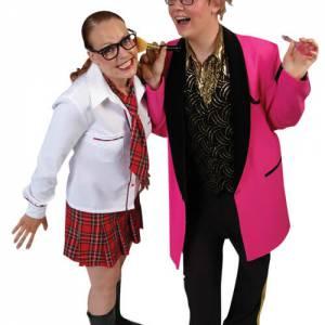 Kostuum schoolmeisje huren Partyspecialist