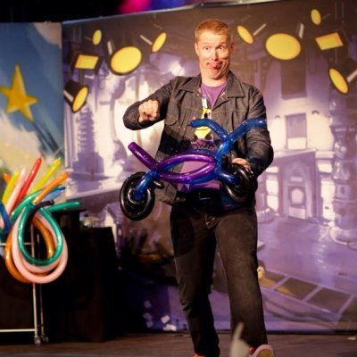 Foto van Dolle Pret met Bart Juwett - Kindershow | Kindershows.nl