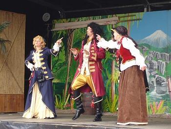 Foto van Piratenshow / Kindershow  - Avonturen op Schateiland | Kindershows.nl