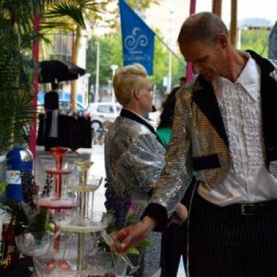 Foto van Champagne Uitdeel Actie | JB Productions
