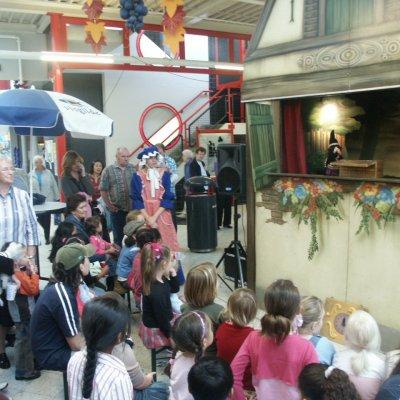 Fotoalbum van Mega Poppentheater Wonderkast | Kindershows.nl