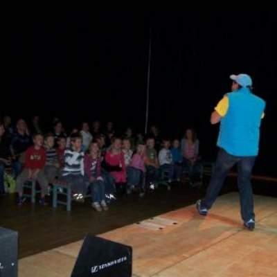 Fotoalbum van Jip's Jeugdshow met Jeroen | Looppop.nl
