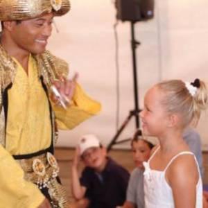 Aladdin Kindershow boeken of inhuren?