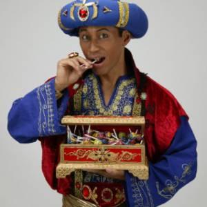 Boeken of inhuren van Aladdin Kindershow