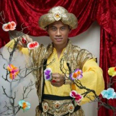 Fotoalbum van Aladdin Kindershow | Goochelshows.nl