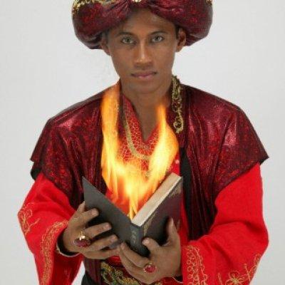Inzetten van Aladdin Kindershow