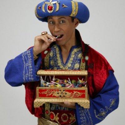 Foto van Aladdin Kindershow | Kindershows.nl